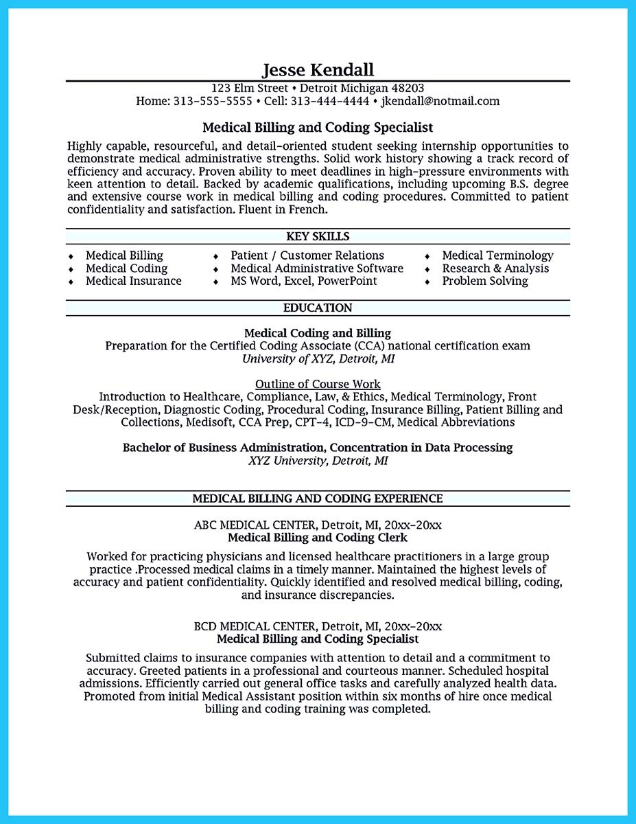 health insurance claims specialist resume sample