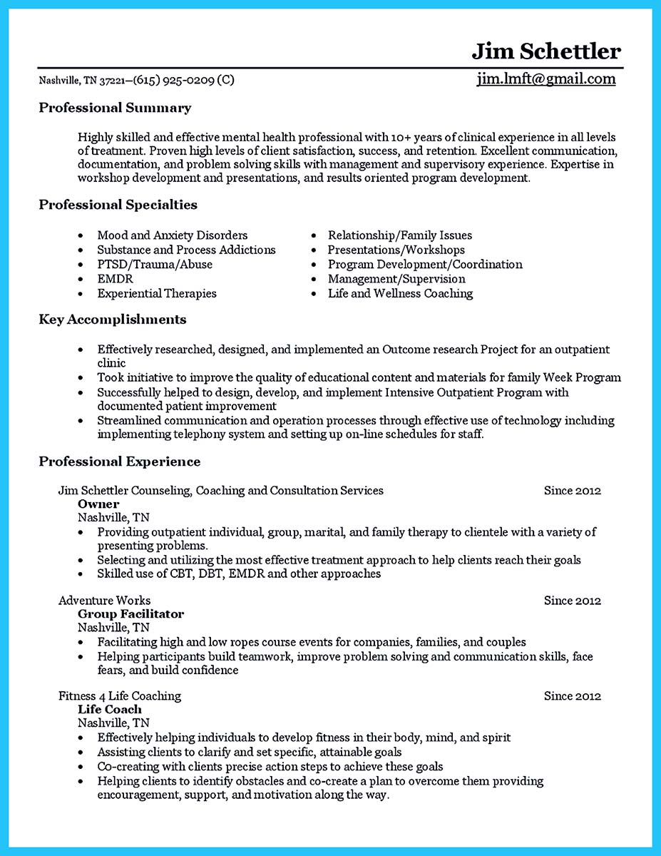goals and objectives on resume examples