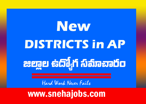 New Districts in AP