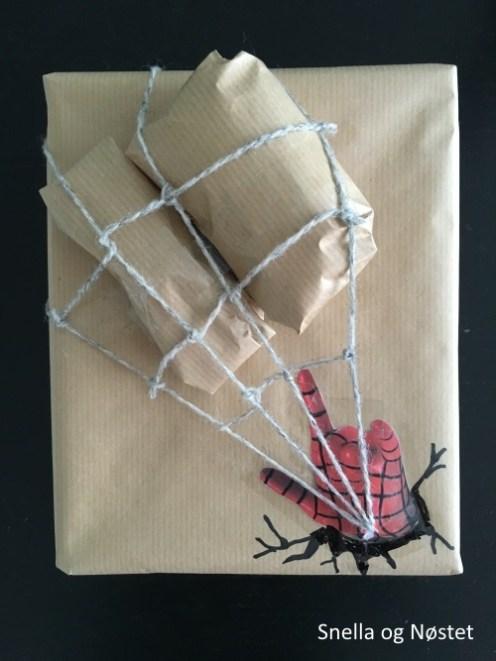 Spidermanpakke