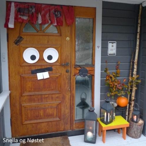 halloweenpynta-dor-front-door-halloween