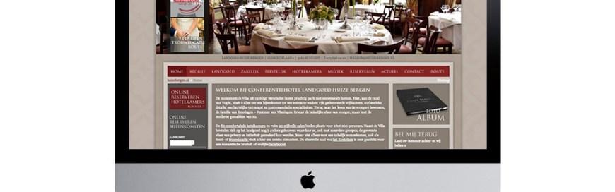 huizebergen.nl - Landgoed en conferentiehotel