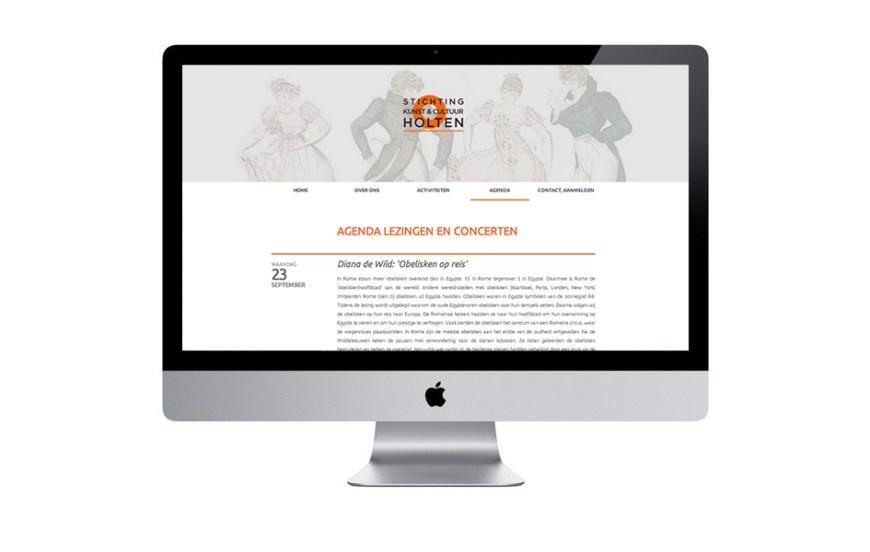 kc-holten.nl - Culturele activiteiten voor Holten (DR) en omgeving