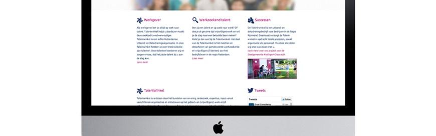 talent-winkel.nl - Uitzend- en detacheringsorganisatie