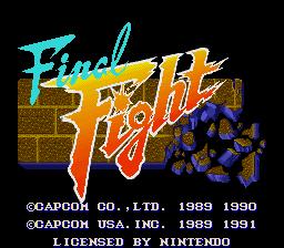 Final Fight 01