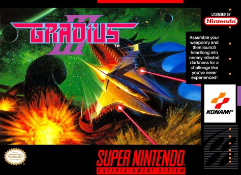 gradius_iii_us_box_art