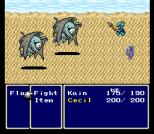 A desert battle