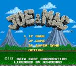 Joe & Mac 01
