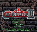 Super Castlevania IV 01
