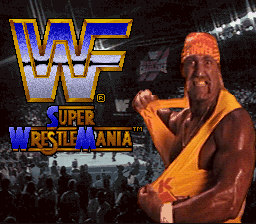 WWF Super WrestleMania 01