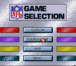 Capcom's MVP Football 02