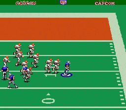 Capcom's MVP Football 13