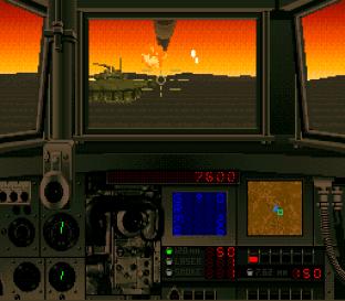 Garry Kitchen's Super Battletank - War in the Gulf 06