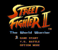 Street Fighter II - The World Warrior 01