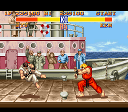 Street Fighter II - The World Warrior 12