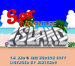 Super Adventure Island 01