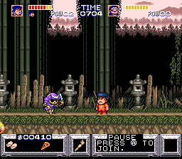 The Legend of the Mystical Ninja 10