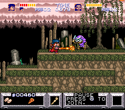 The Legend of the Mystical Ninja 12