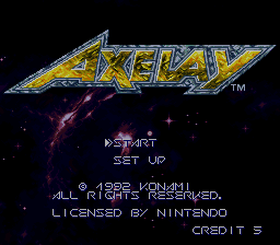 Axelay 01