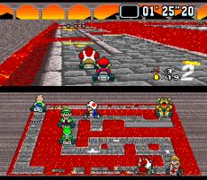 Super Mario Kart 14