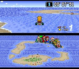 Super Mario Kart 16