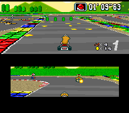 Super Mario Kart 20