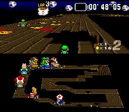 Super Mario Kart 23