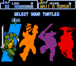 Teenage Mutant Ninja Turtles IV - Turtles in Time 02