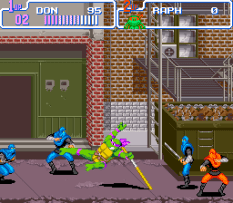 Teenage Mutant Ninja Turtles IV - Turtles in Time 10