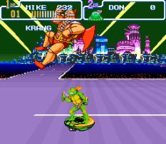 Teenage Mutant Ninja Turtles IV - Turtles in Time 27