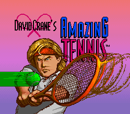David Crane's Amazing Tennis 01