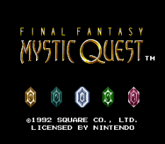 Final Fantasy Mystic Quest 01