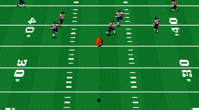 SNES A Day 120: John Madden Football '93