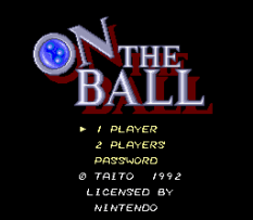 On the Ball 01