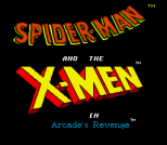 Spider-Man and the X-Men in Arcade's Revenge 01