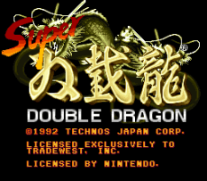 Super Double Dragon 01