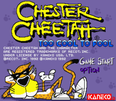 Chester Cheetah - Too Cool to Fool 01