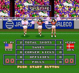 Goal! 12