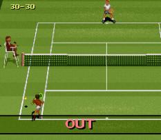 Jimmy Connors Pro Tennis Tour 11
