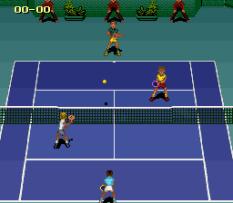 Jimmy Connors Pro Tennis Tour 12