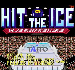 Hit the Ice 01