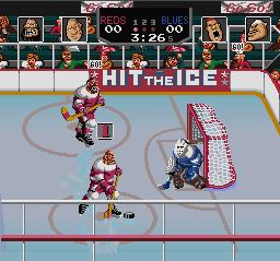 Hit the Ice 09