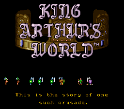 King Arthurs World 01