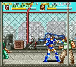 Sonic Blast Man 08