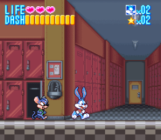 Tiny Toon Adventures - Buster Busts Loose 03