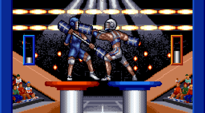SNES A Day 170: American Gladiators