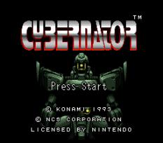 Cybernator 01