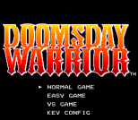 Doomsday Warrior 01