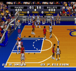 Tecmo Super NBA Basketball 09