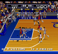 Tecmo Super NBA Basketball 14
